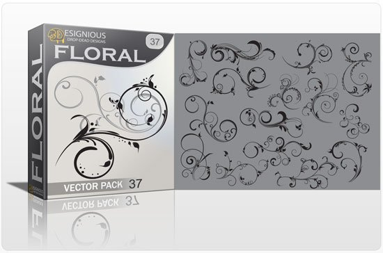Floral vector pack 37 1