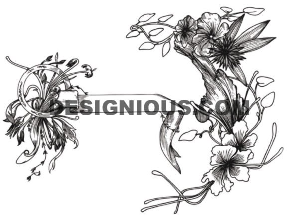 Floral brushes pack 21 2