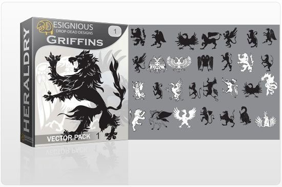 Griffins vector pack 1 1