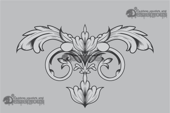 Floral vector pack 35 3