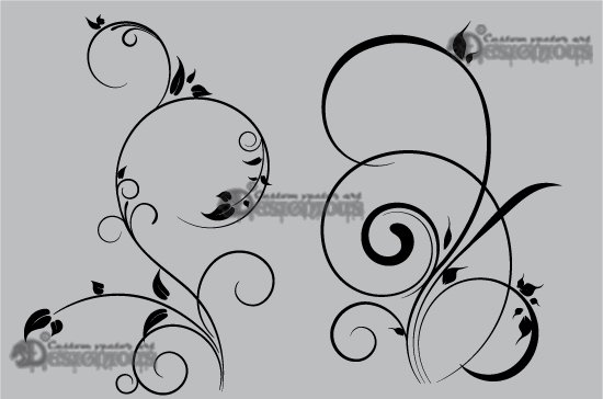 Floral vector pack 37 3