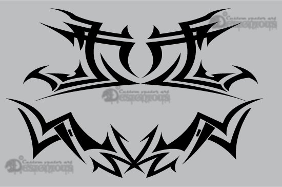 Tribal vector pack 7 3
