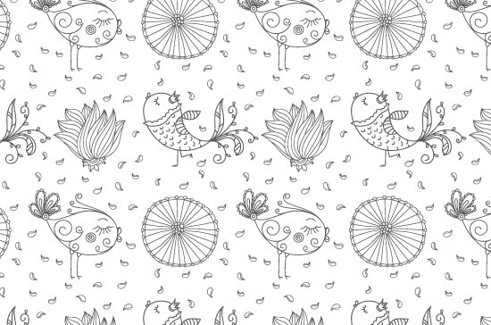 Seamless Patterns Vector Pack 56 3