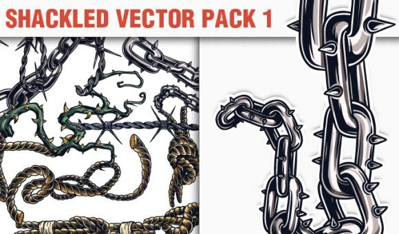Shackled Vector Pack 1 1