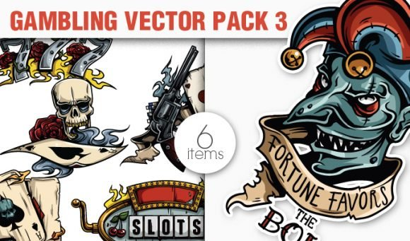 Gambling Vector Pack 3 1