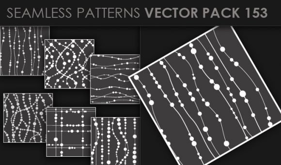Seamless Patterns Vector Pack 153 1