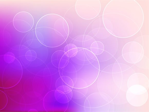 Creativity, Element Vector Design Abstract Background With Circles Vector 1