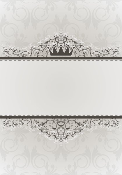 Special Background Eps Vector: Elegant Vintage Background Eps Vector Illustration 1