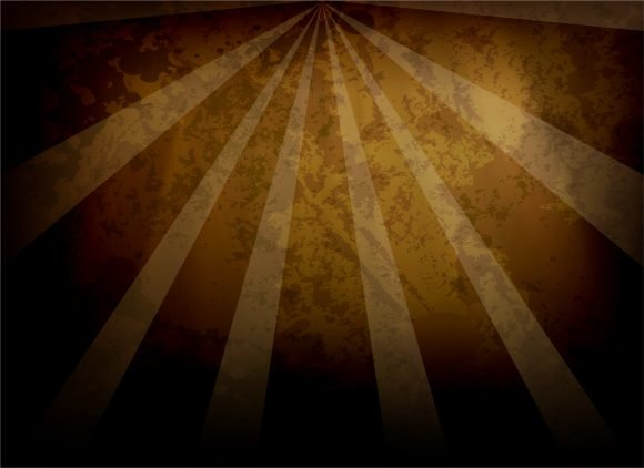 Background Vector Design: Grunge Rays Background Vector Design Illustration 1