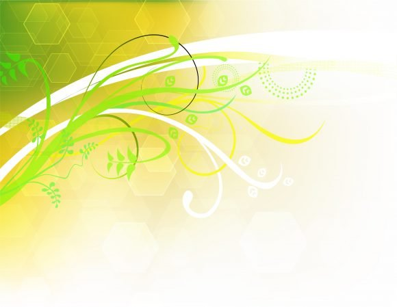 Background, Illustration, Elegance Eps Vector Green Abstract Background Vector Illustration 1