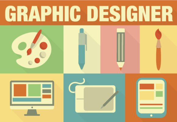 Graphic Designer Vector 1