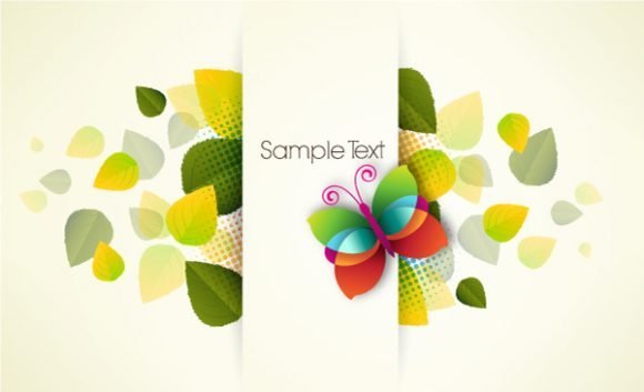 abstract colorful background vector illustration 1