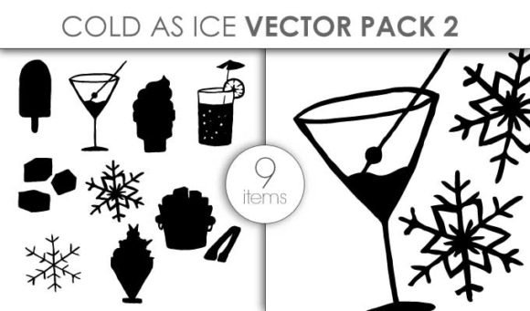 Vector Cold As Ice Pack 2 1