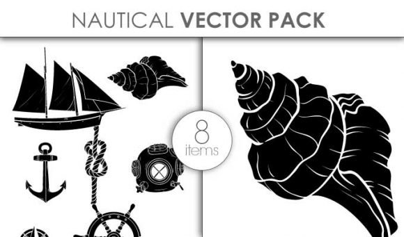 Vector Nautical Pack 2 1