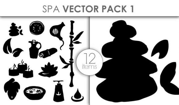 Vector Spa Pack Pack 1 1