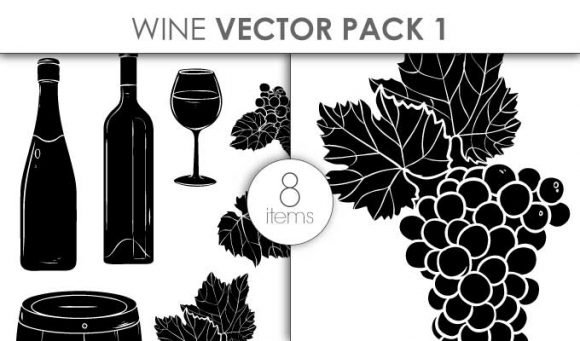 Vector Wine Pack 1 1
