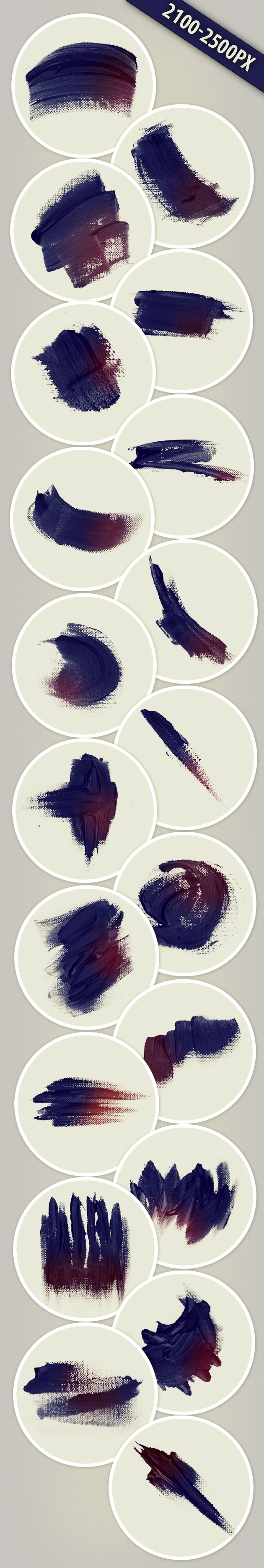 Paint-Strokes-PS-Brushes 2