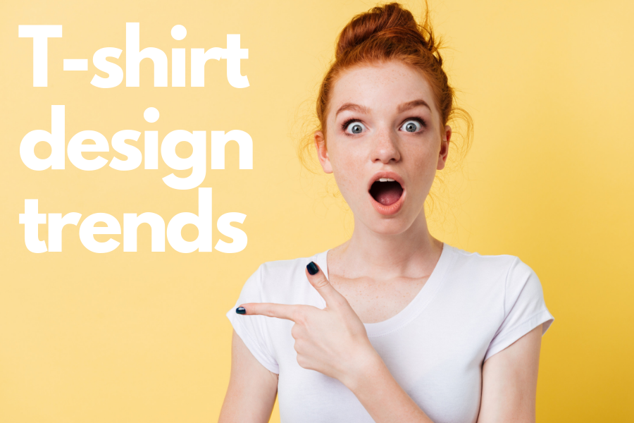 T-shirt Design Trends to Lookout in 2019 1