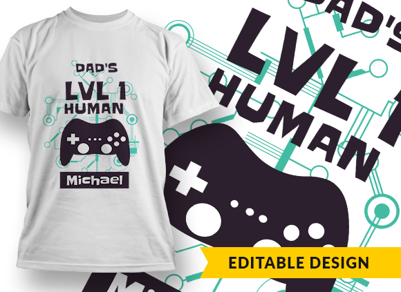 Dad's Level 1 Human - Michael (placeholder) 1