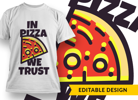 In pizza we trust 1