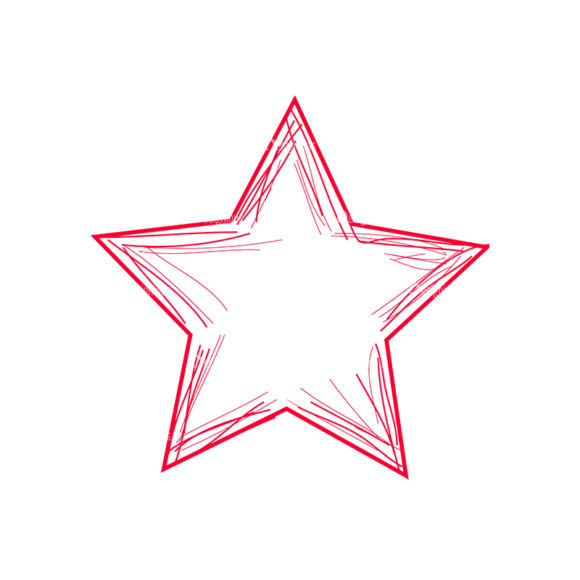 Christmas Tree Ornaments Vector Star 1