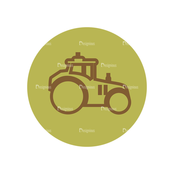 Farming Fresh Labels Set 2 Vector Car 09 1