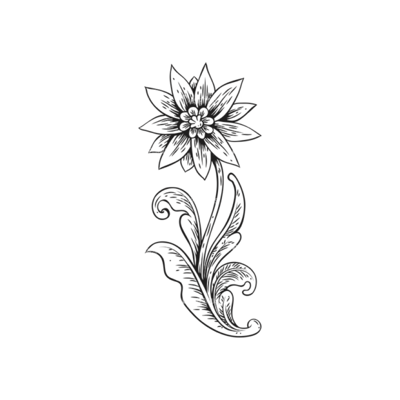 Floral Vector 121 2 1