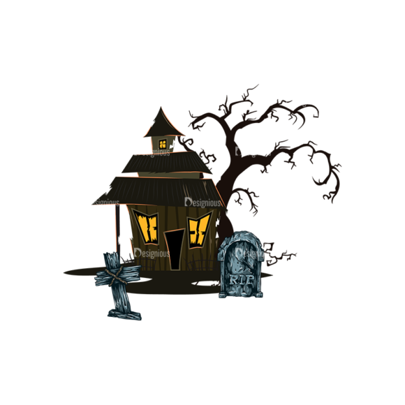 Halloween Elements Vector 55 1