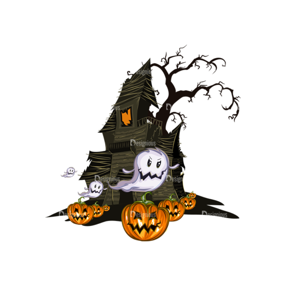 Halloween Elements Vector Halloween 22 1