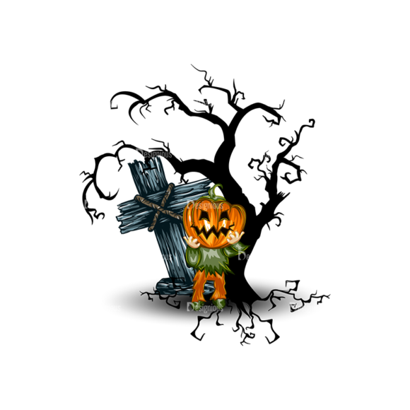 Halloween Elements Vector Halloween 34 1