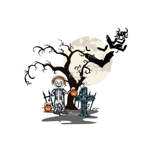 Halloween Elements Vector Halloween 35 1