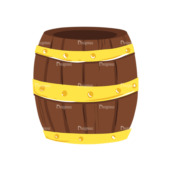 Pirate Set Barrel Preview 1