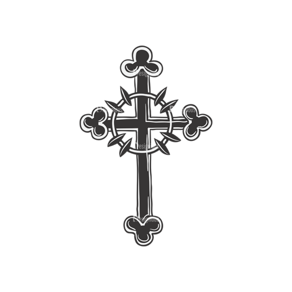 Crosses Vector 2 12 1