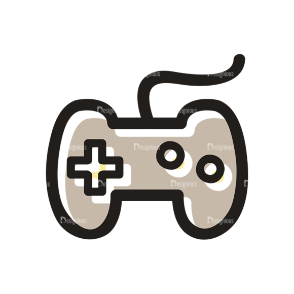 Hobbies Icons Vector Set 1 Vector Controller 1