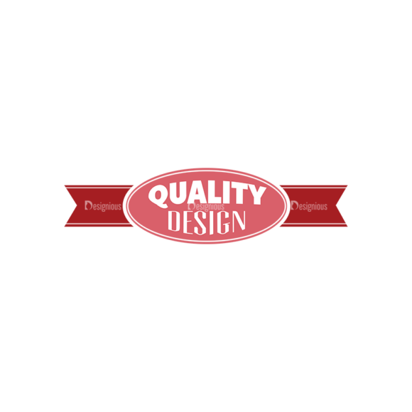Quality And Satisfaction Guarantee Ribbons Vector Set 1 Vector Ribbon 01 1