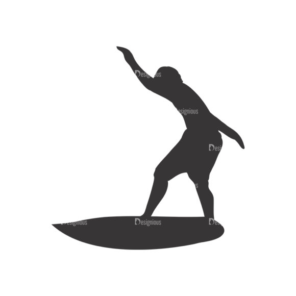 Surfer Silhouettes Pack 1 11 Preview 1