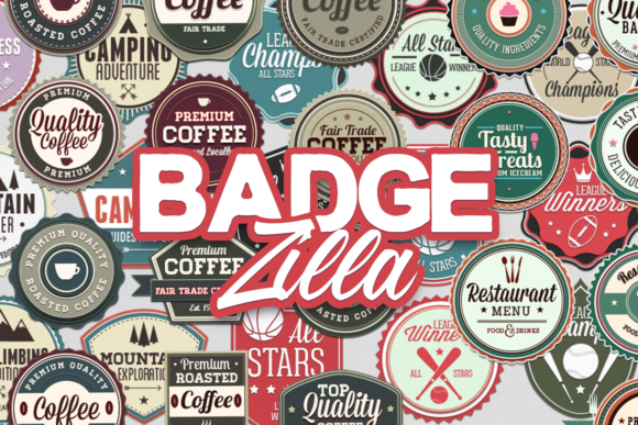 200+ Super Premium Badges 1