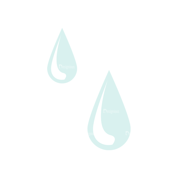 Cute Camping Water Svg & Png Clipart 1