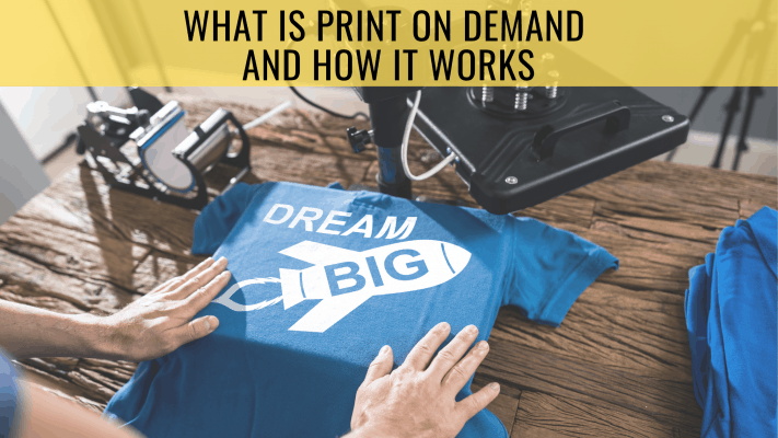 What is Print On Demand and How it Works 51