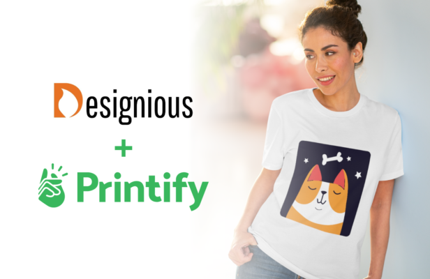 How To Start an Online T-shirt Business With Printify & Designious 74
