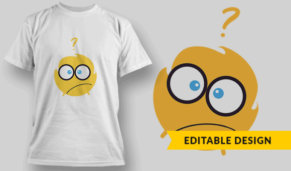 Say What ...? | Editable T-shirt Design Template 2442 1